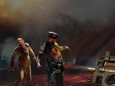 Zombie dead: Call of saver
