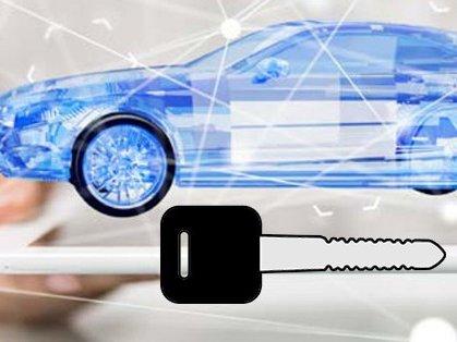 Startovat a odemykat auto za pomoci telefonu   novinky