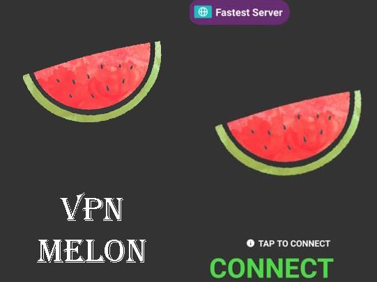 Aplikace VPN Melon