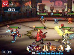 Beta verze Skylanders: Ring of Heroes  dostupná do 25. června
