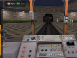 Hra Subway Simulator 3D