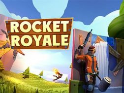 Hra Rocket Royale