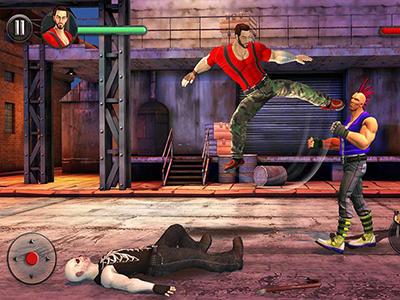 Street Legend - Fighting Injustice