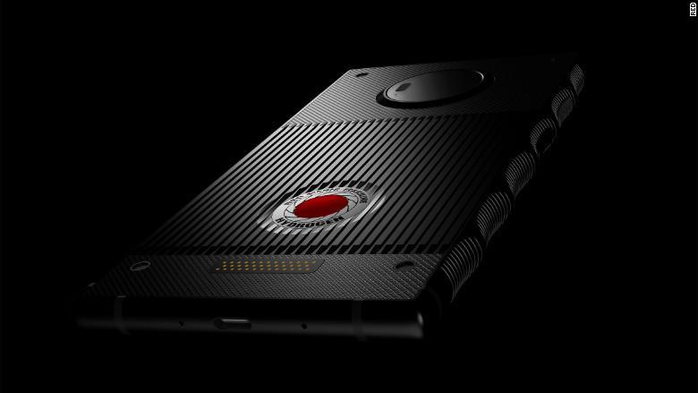 První holografický chytrý telefon ke konci roku 2018   novinky