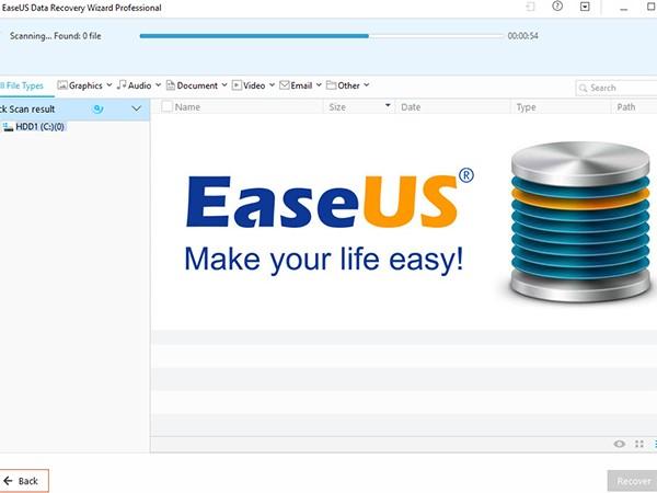 EaseUS Data Recovery vám zachrání data jak na PC, tak i na Androidu
