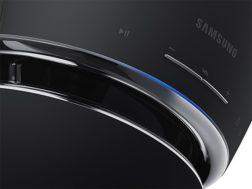 Inteligentní reproduktor Samsung Bixby s fotoaparátem a displejem