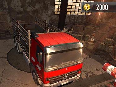 Hra Crazy Trucker   zabavne hry androidhry
