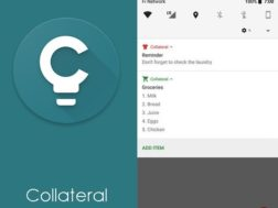 Aplikace Collateral   Create Notifications