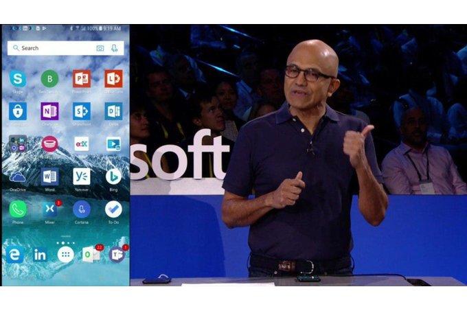 Šéf Microsoftu je hrdý na to, že dokáži své produkty mít i na iOS a Androidu