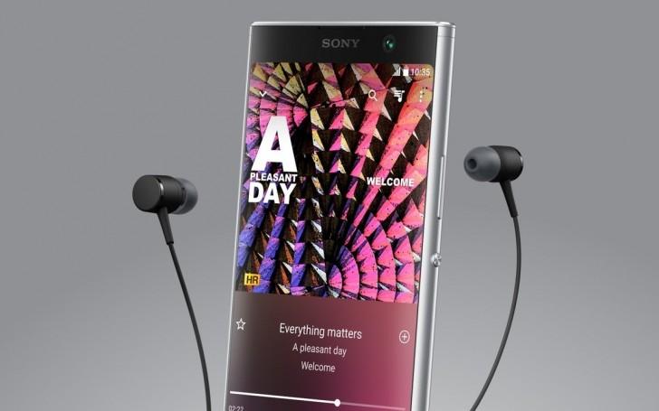 Sony Xperia XA2 Plus oznámen se 6 palcovým displejem   novinky