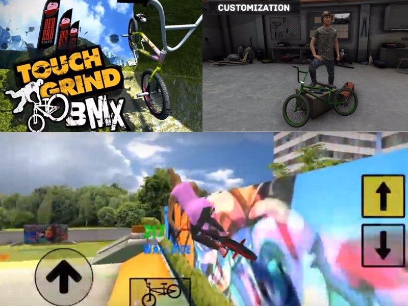 3 nejlepší BMX hry pro Android