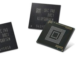 Samsung již vyrobil nový typ paměti pro mobilní čipy