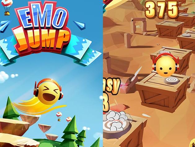 Hra Emo Jump