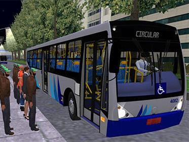Hra Proton bus simulator