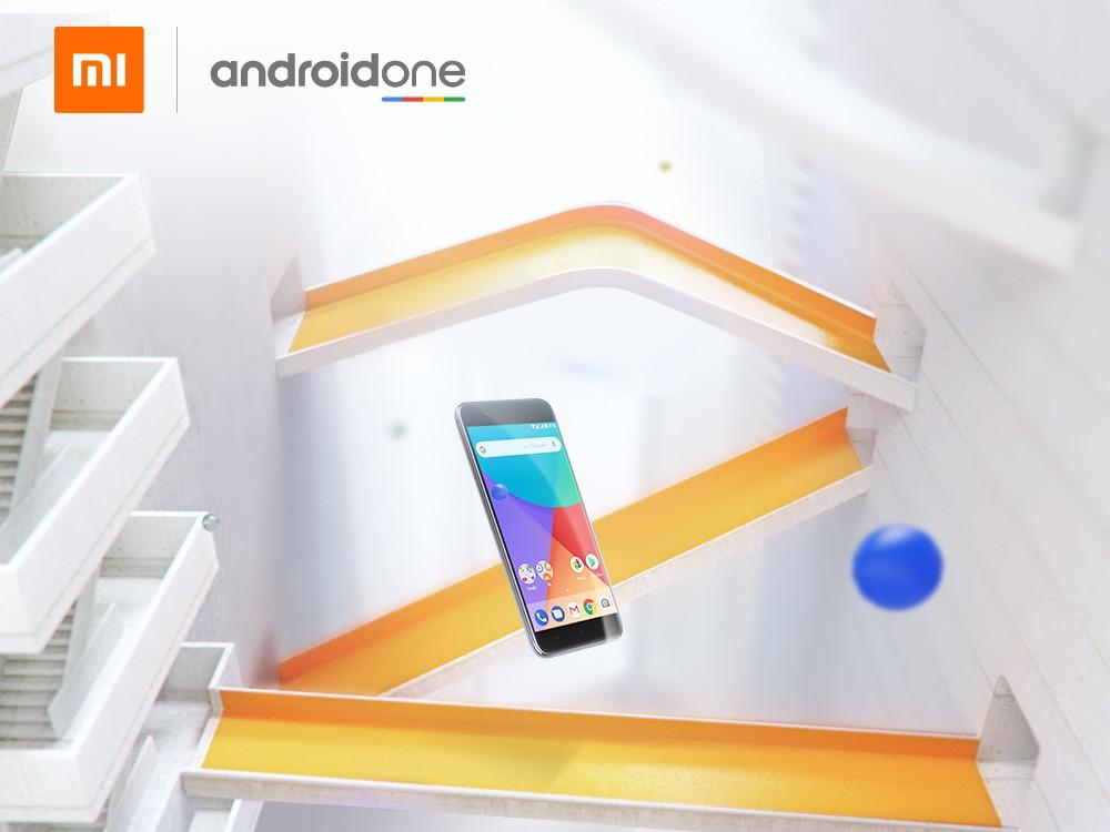 Xiaomi a jeho nejnovější teaser Mi A2 s Android One