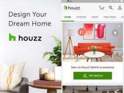 Aplikace Houzz Interior Design Ideas