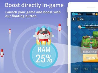 Aplikace Dr. Booster   Boost Game Speed   nastroje a pomucky android androidaplikace