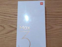 Xiaomi Mi Max 3 velikost displej a baterie potvrzena