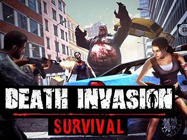 Hra Death invasion: Survival ke stažení   androidhry akcni hry