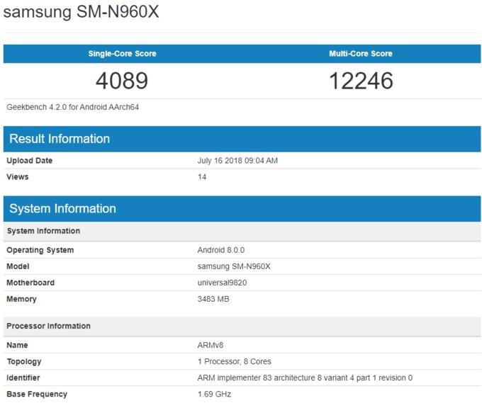 Nový procesor Exynos 9820 předčil očekávání. Super výkonný čip?