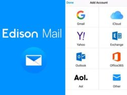 Aplikace Email -Fast & Secure mail