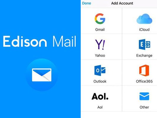 Aplikace Email  Fast & Secure mail   nastroje a pomucky android androidaplikace