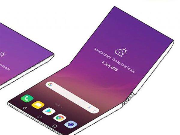 LG patent ukazuje, že LG pracuje na skládaném telefonu