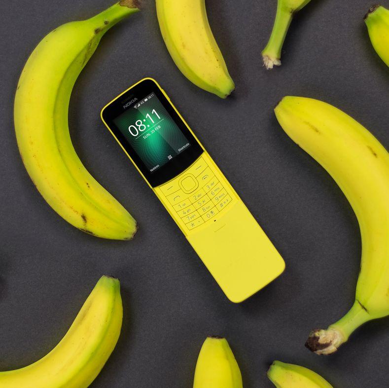 Nokia 3.1 a Nokia 8110 dostupné na českém trhu