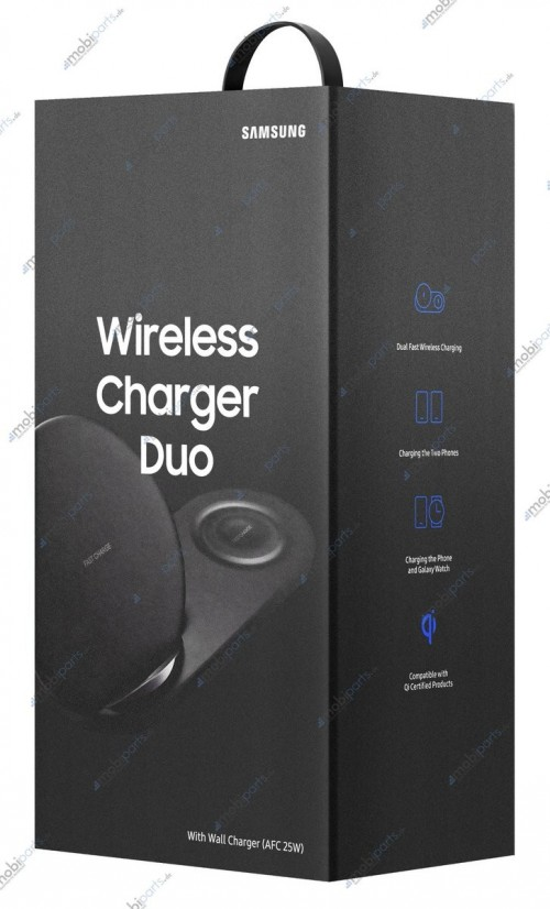 Wireless Charger Duo Samsung