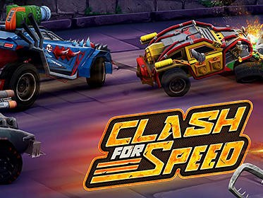 Hra Clash for Speed – Xtreme Combat Racing   zavodni hry androidhry