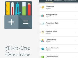 Aplikace All In One Calculator Free