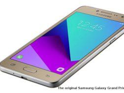 Další cenově dostupný telefon od Samsungu s Iris skenerem