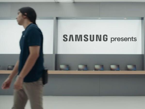 Samsung si zase vystřelil z Apple ve své nejnovější reklamě   novinky