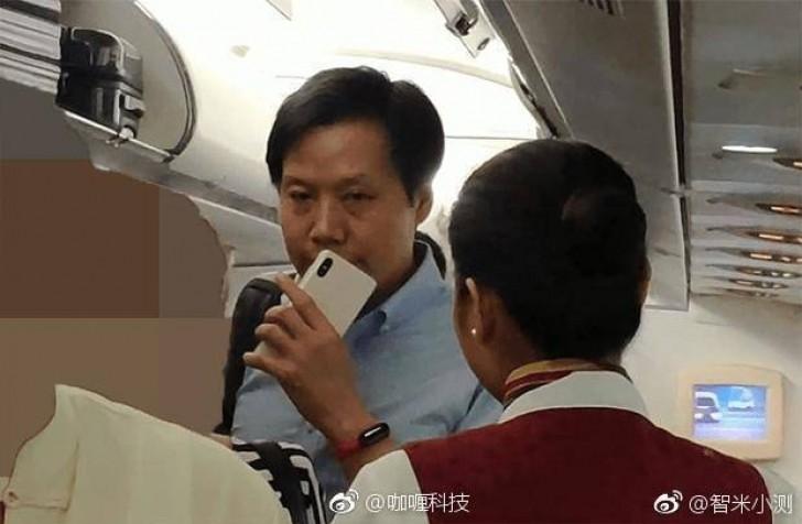 Šéf společnosti Xiaomi Lei Jun