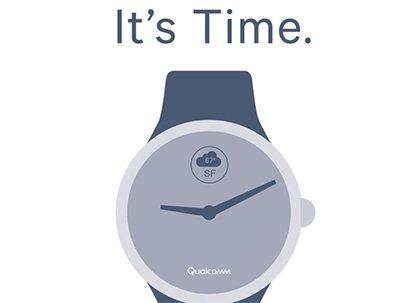 Qualcomm oznámí novou generaci čipu pro hodinky
