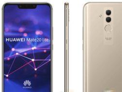 Huawei Mate 20 Lite a jeho barevné kombinace
