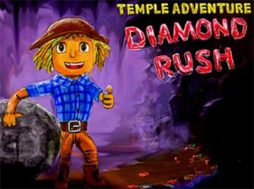 Hra Diamond rush: Temple adventure