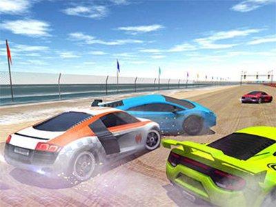 Android hra Deltona Beach Racing