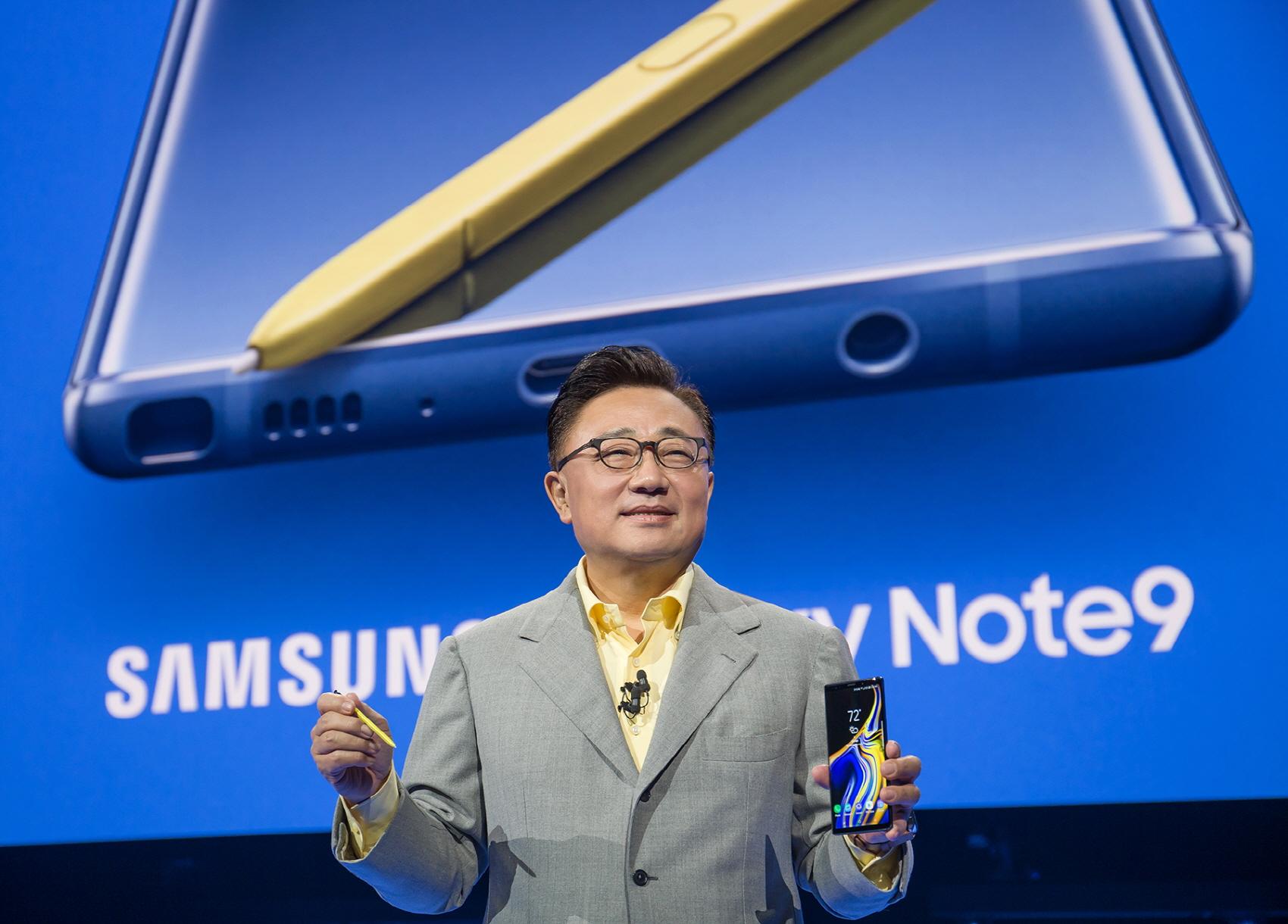 Dj Koh ze Samsungu