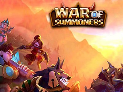 Android hra War of summoners