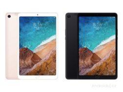 Tablet Xiaomi Mi Pad 4 Plus oficiálně