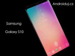 Samsung si přichystá čtyři modely Galaxy S10