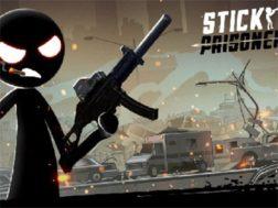Hra Stick prisoner rescue