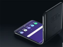 Skládaný telefon Samsung se objevil na renderech