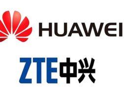 USA oficiálně zakázalo používat telefony ZTE a Huawei