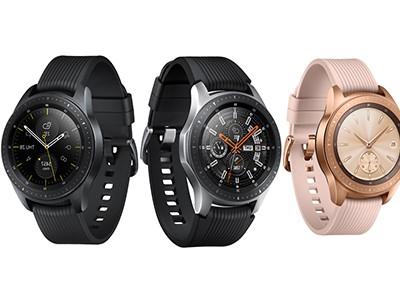 Chytré a krásné hodinky Samsung Galaxy Watch