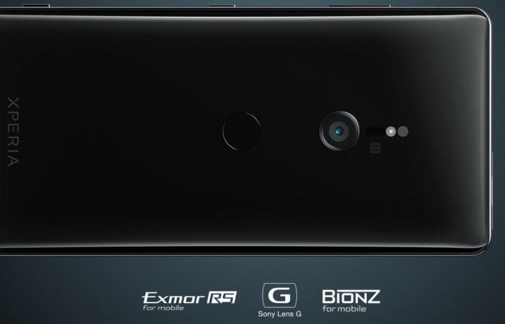 Telefon Sony Xperia XZ3 je vybaven technologiemi