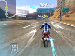 Hra Moto drift racing