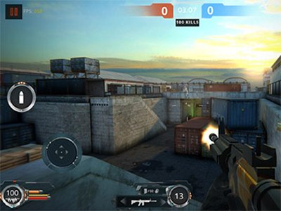 Android hra Alone wars: Multiplayer FPS battle royale