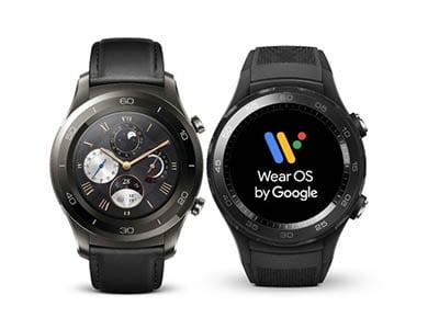 Wear OS chytré hodinky s novým čipem